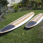 Pendoflex longboard and funboard for Jack