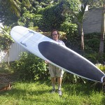 9 Foot Pendoflex Stretch Nose Moon Tail