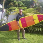 Pendoflex 9 foot Cabo Speed egg for Dieter