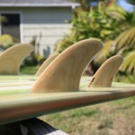 Pendoflex custom wood quad fish fins