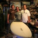 Danny, Steve and Lyle, Lyle's Pendoflex