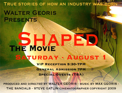 Shaped the movie image