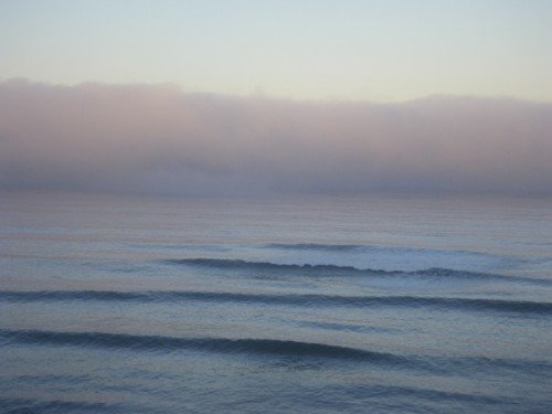 Fog bank beauty