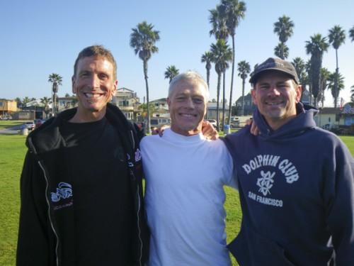 Eddie, Hal and Eric