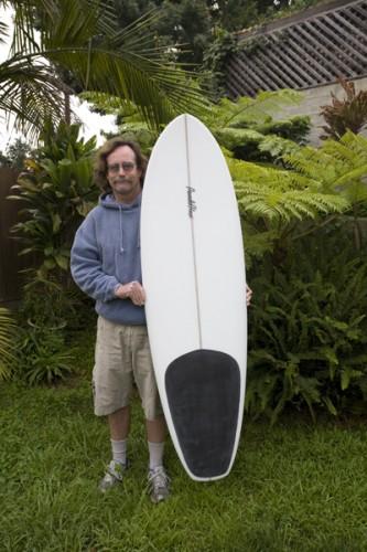 5'6 Pendoflex Hullabaloo for Jason