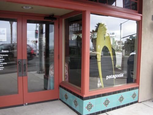Patagonia store with Pendoflex Hullabloo. Photo: Liz Lantz
