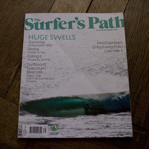 The Surfers Path #79 cover